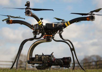 Shotover U1 G1 Gimble Drone with Phantom Flex4K