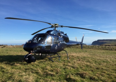 PDG Helicopter and Shotover F1