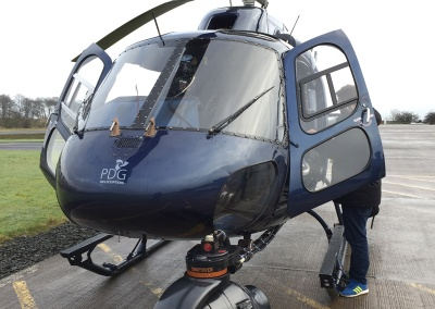 Aerial Filming with Shotover f1
